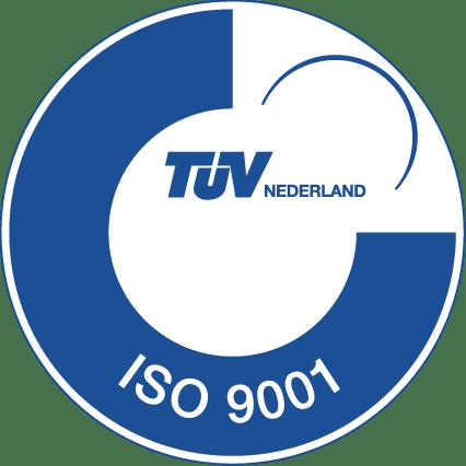 ISO 9001 certificering