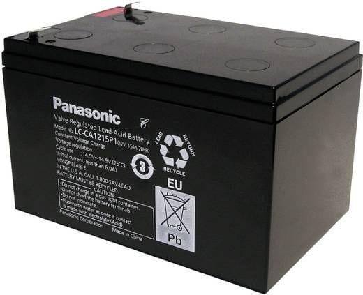 Panasonic Pb accu