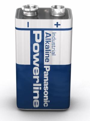 Panasonic Powerline Alkaline batterij