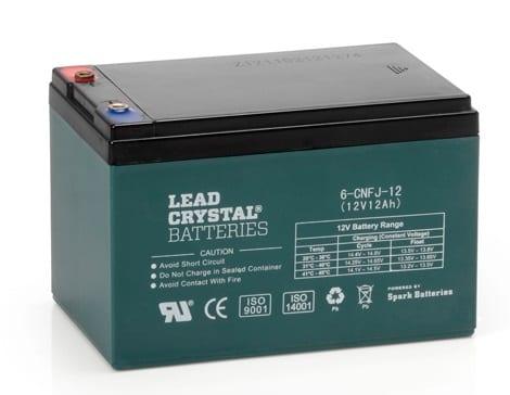 LeadCrystal Pb accu