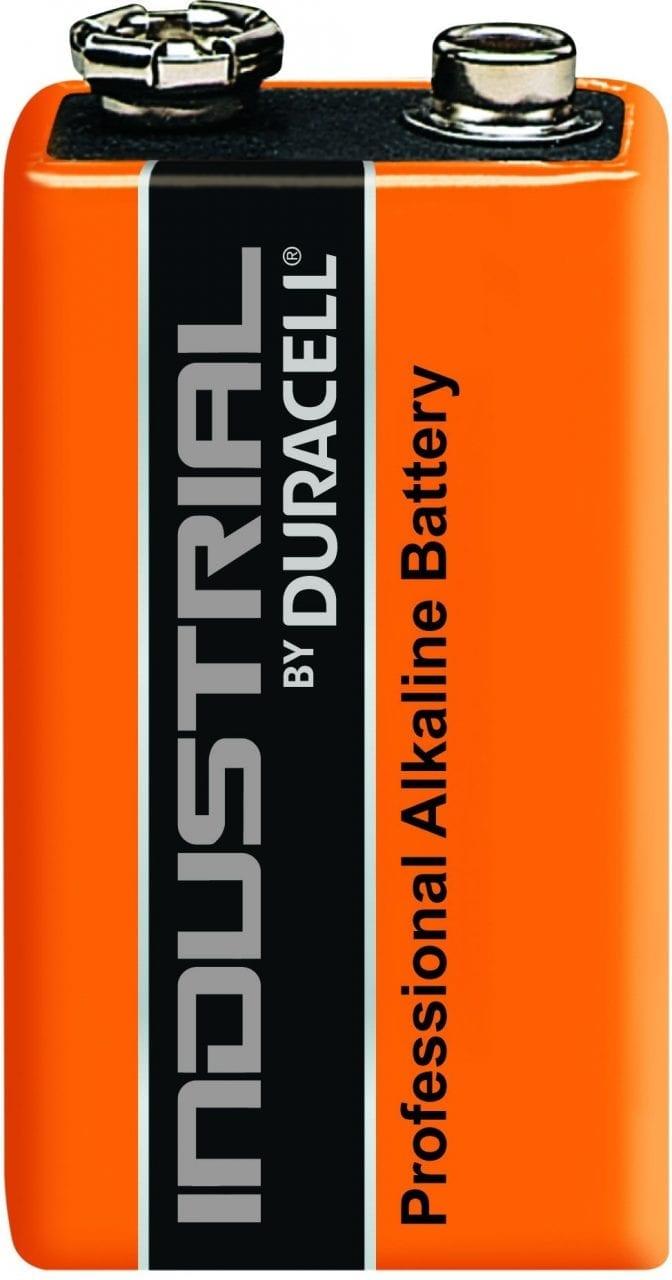 Duracell industrial batterij