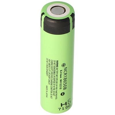 Panasonic Li-ion batterij 3,6v