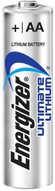 Energizer lithium batterij