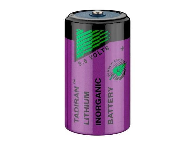 Tadiran lithium batterij